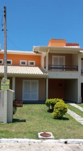 Sobrado Código 614 para Temporada no bairro Morrinhos na cidade de Garopaba