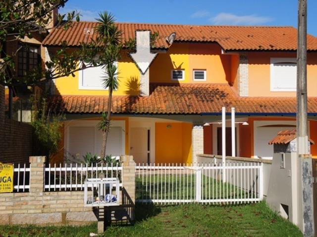 Sobrado Código 47 para Temporada no bairro Morrinhos na cidade de Garopaba