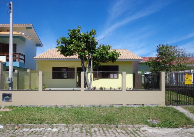 Casa Código 147 para Temporada no bairro Centro na cidade de Garopaba