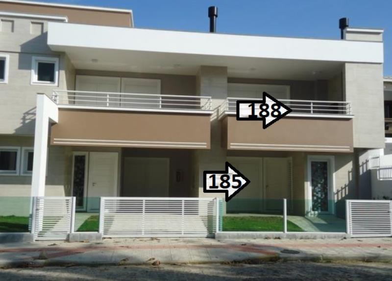 Apartamento Código 185 para Temporada no bairro Centro na cidade de Garopaba