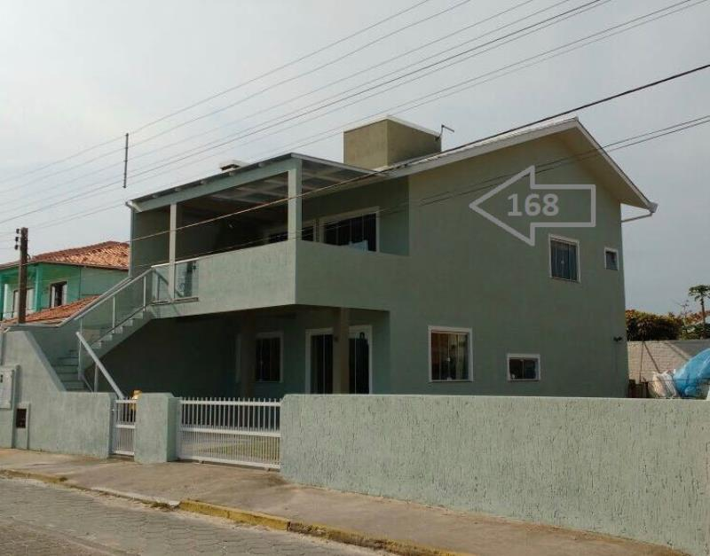 Apartamento Código 168 para Temporada no bairro Centro na cidade de Garopaba