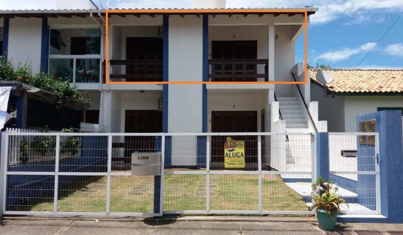 Apartamento Código 161 para Temporada no bairro Centro na cidade de Garopaba