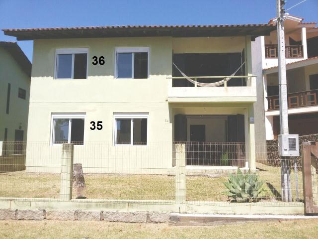 Apartamento Código 35 para Temporada no bairro Morrinhos na cidade de Garopaba