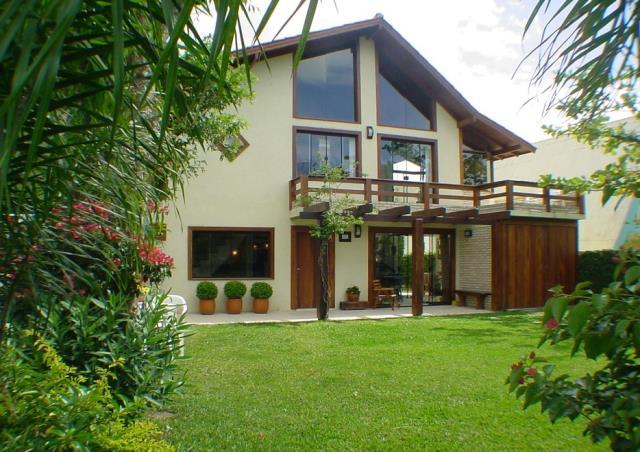 Casa Código 171 para Aluguel Temporada  no bairro Centro na cidade de Garopaba