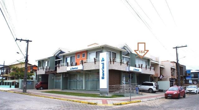 Kitnet Código 164 para Temporada no bairro Centro na cidade de Garopaba