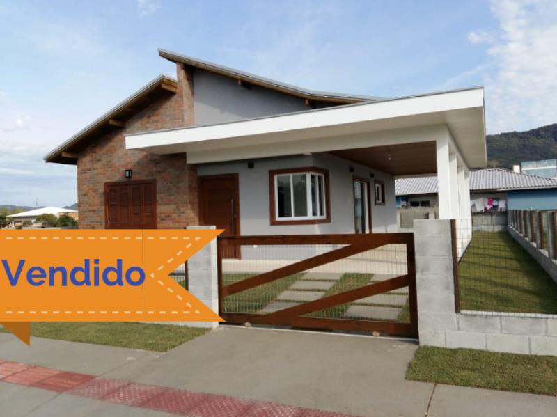 Casa Código 222 a Venda  no bairro Palhocinha na cidade de Garopaba
