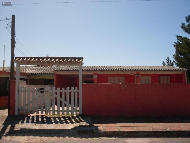 Casa Código 1044 para alugar no bairro BARRA na cidade de Tramandaí
