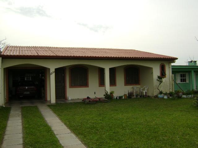 Casa Código 2184 para alugar no bairro ZONA NOVA na cidade de Tramandaí