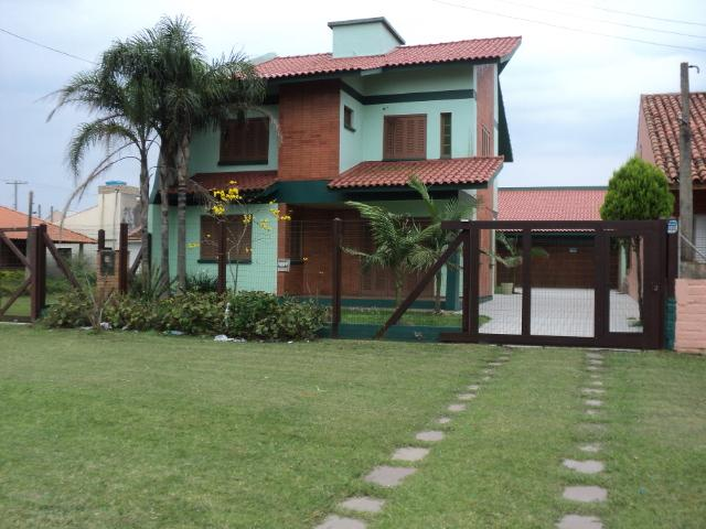 Casa Código 2273 para alugar no bairro BARRA na cidade de Tramandaí