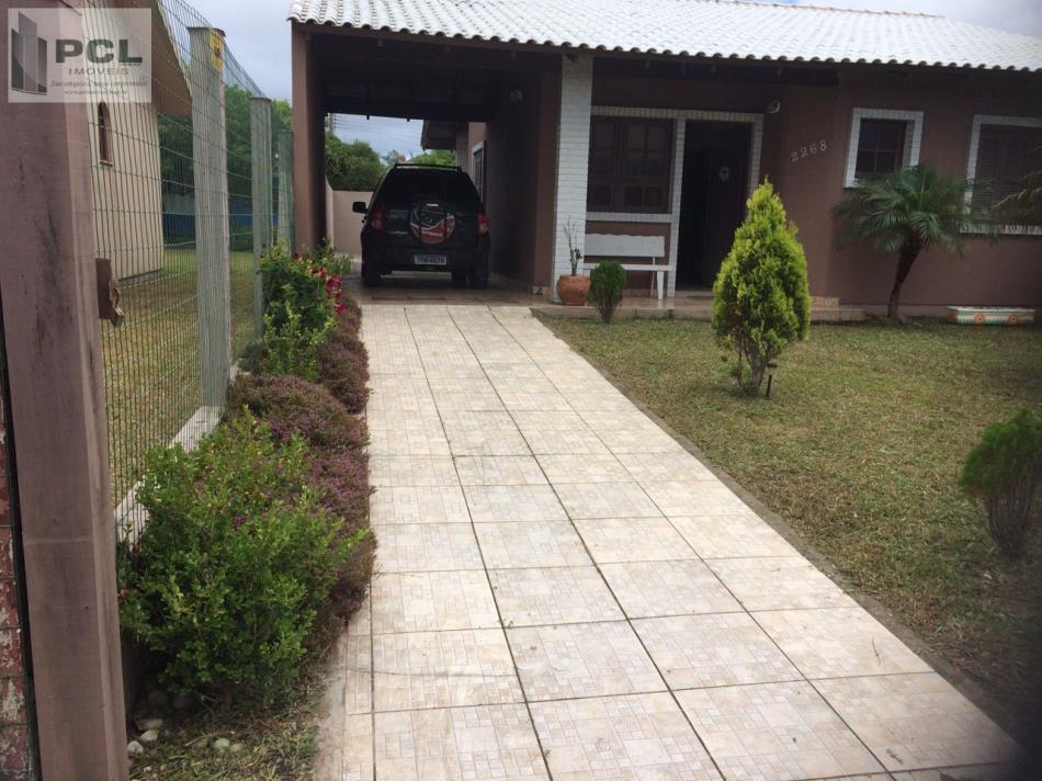 Casa Código 7704 para alugar no bairro NOVA TRAMANDAI na cidade de Tramandaí