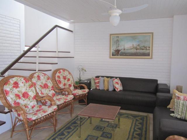 Casa Código 60Temporada no bairro Cachoeira do Bom Jesus na cidade de Florianópolis