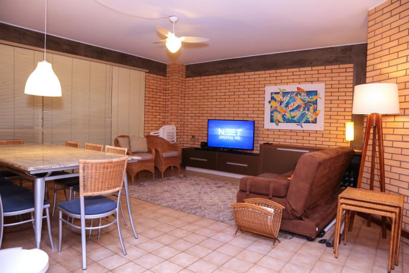 Apartamento Código 104Temporada no bairro Cachoeira do Bom Jesus na cidade de Florianópolis