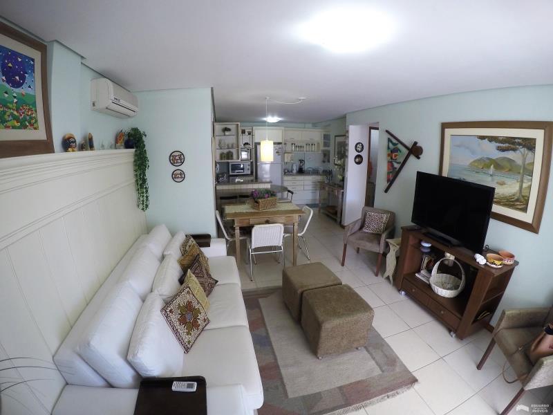 Apartamento Código 169Temporada no bairro Cachoeira do Bom Jesus na cidade de Florianópolis