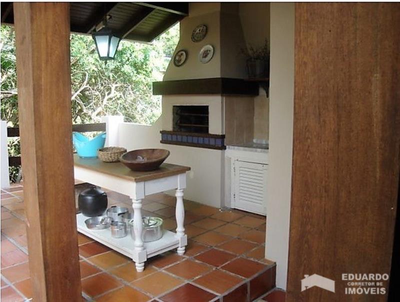 Casa Código 176Temporada no bairro Ponta das  Canas na cidade de Florianópolis
