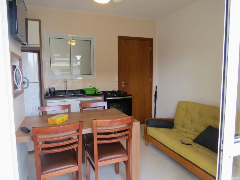 Apartamento Código 188Temporada no bairro Cachoeira do Bom Jesus na cidade de Florianópolis