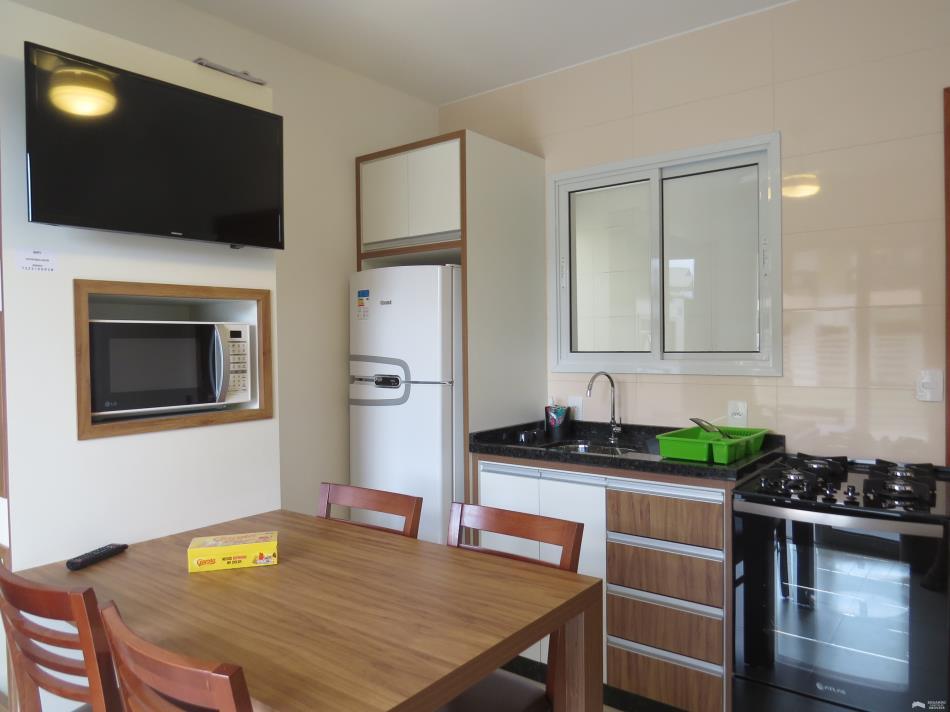 Apartamento Código 190Temporada no bairro Cachoeira do Bom Jesus na cidade de Florianópolis