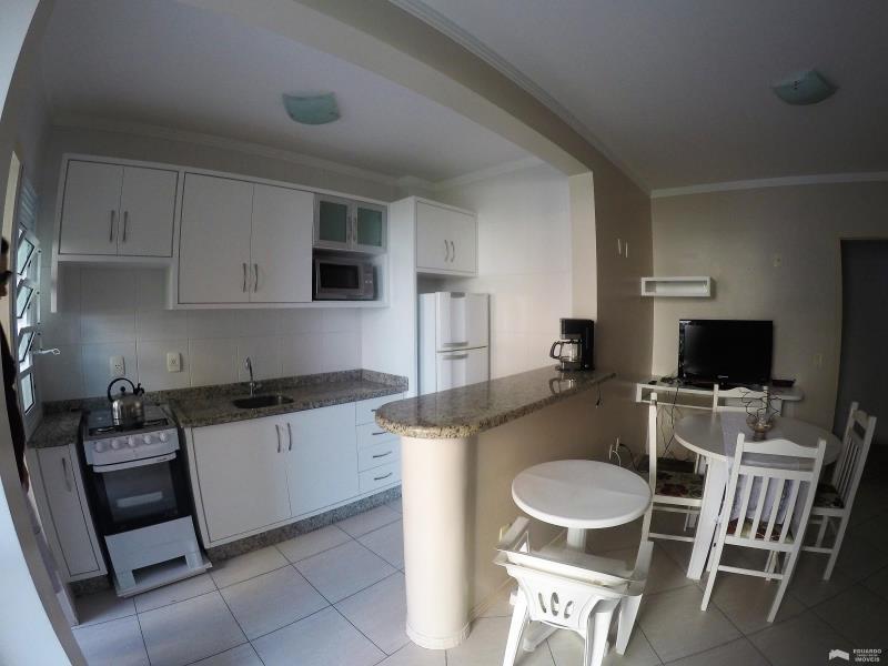 Apartamento Código 234Temporada no bairro Canasvieiras na cidade de Florianópolis