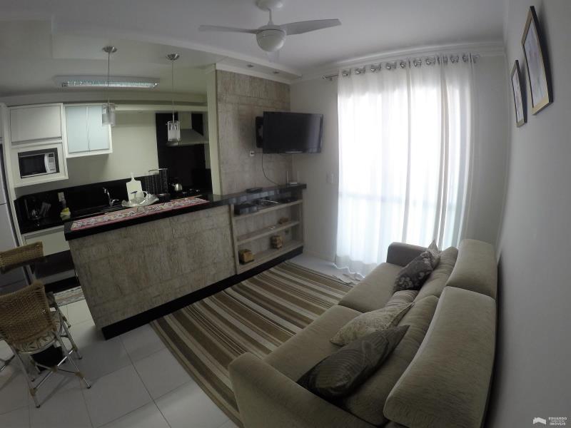 Apartamento Código 260Venda e Temporada no bairro Cachoeira do Bom Jesus na cidade de Florianópolis