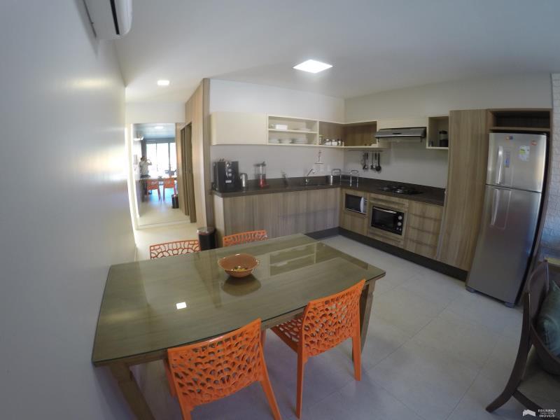 Apartamento Código 291Venda e Temporada no bairro Cachoeira do Bom Jesus na cidade de Florianópolis