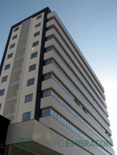 Sala Código 35 para locação Meridian Office no bairro Trindade na cidade de Florianópolis