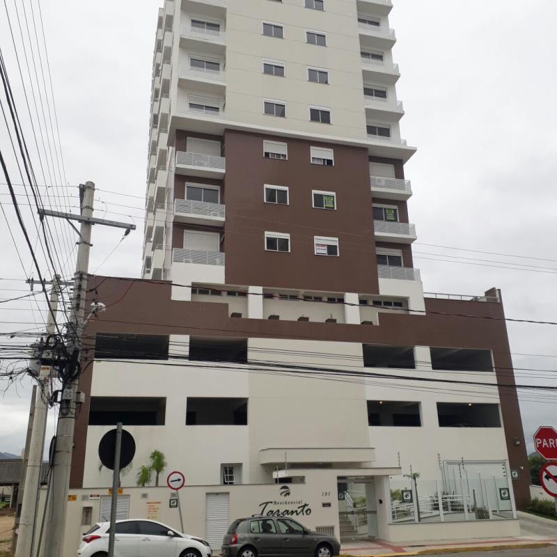Apartamento Código 372 para Locação no bairro Passa Vinte na cidade de Palhoça