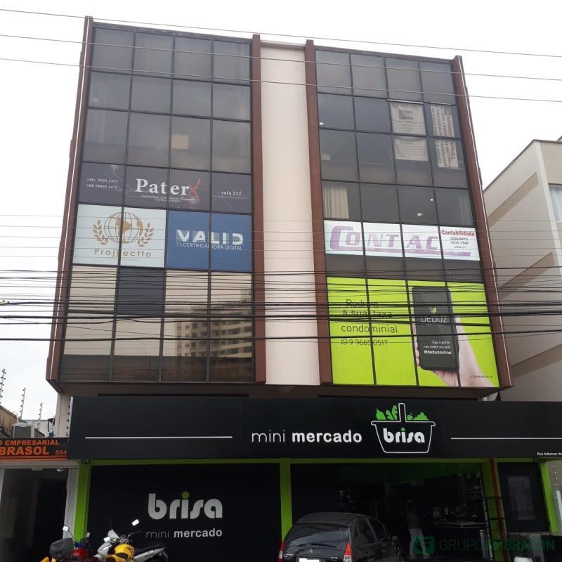 Sala Código 398 para Locação no bairro Kobrasol na cidade de São José