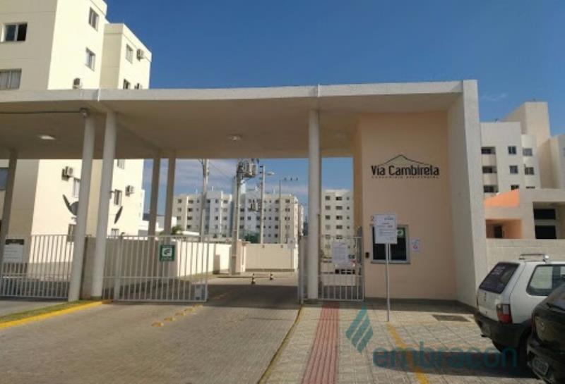 Apartamento Código 409 para Locação no bairro Bela Vista na cidade de Palhoça