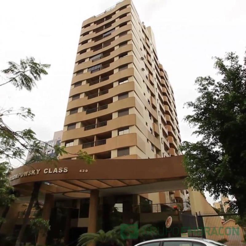 Apartamento Código 541 para locação Trompowsky Class no bairro Centro na cidade de Florianópolis