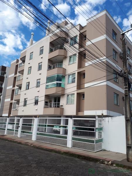 Apartamento Código 544 para locação Joel Martins no bairro Centro na cidade de Palhoça