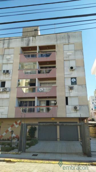 Apartamento Código 560 para Locação no bairro Trindade na cidade de Florianópolis
