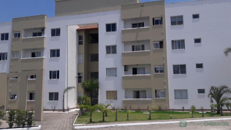 Apartamento Código 585 para Locação no bairro Aririú da Formiga na cidade de Palhoça