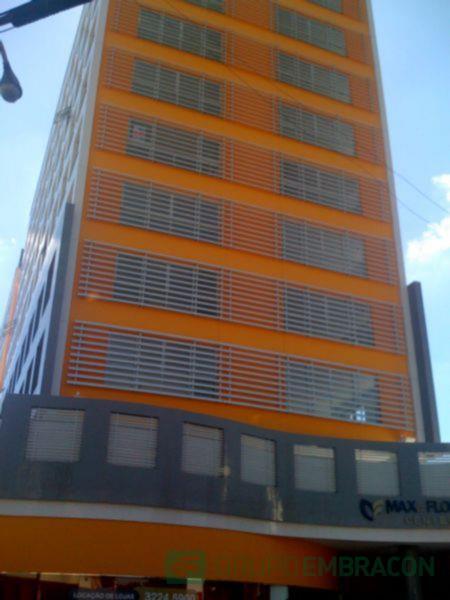 Sala Código 587 para locação Max e Flora Center no bairro Trindade na cidade de Florianópolis
