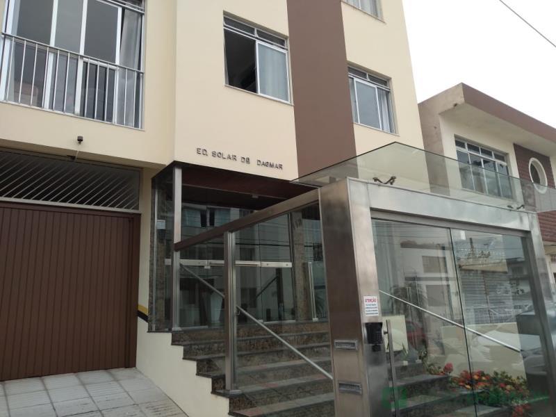Apartamento Código 663 para locação SOLAR DONA DAGMAR no bairro Balneário na cidade de Florianópolis