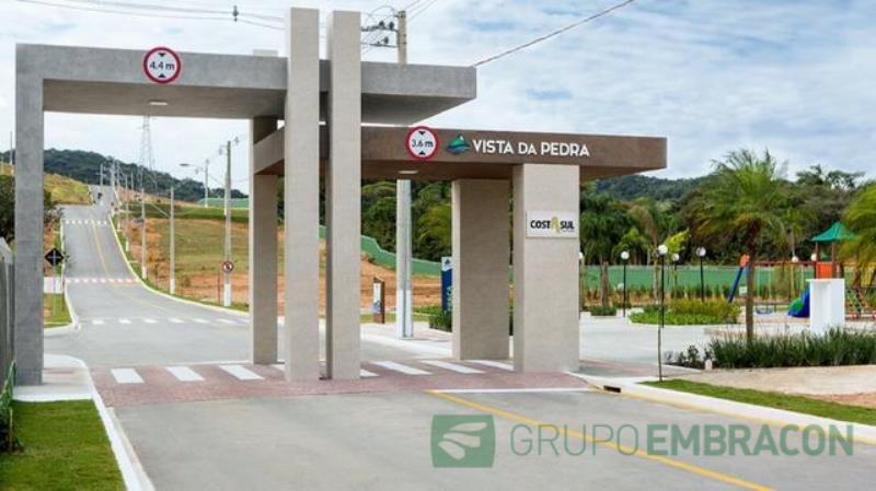 Terreno Código 695 para comprar no bairro Sertão do Maruim na cidade de São José