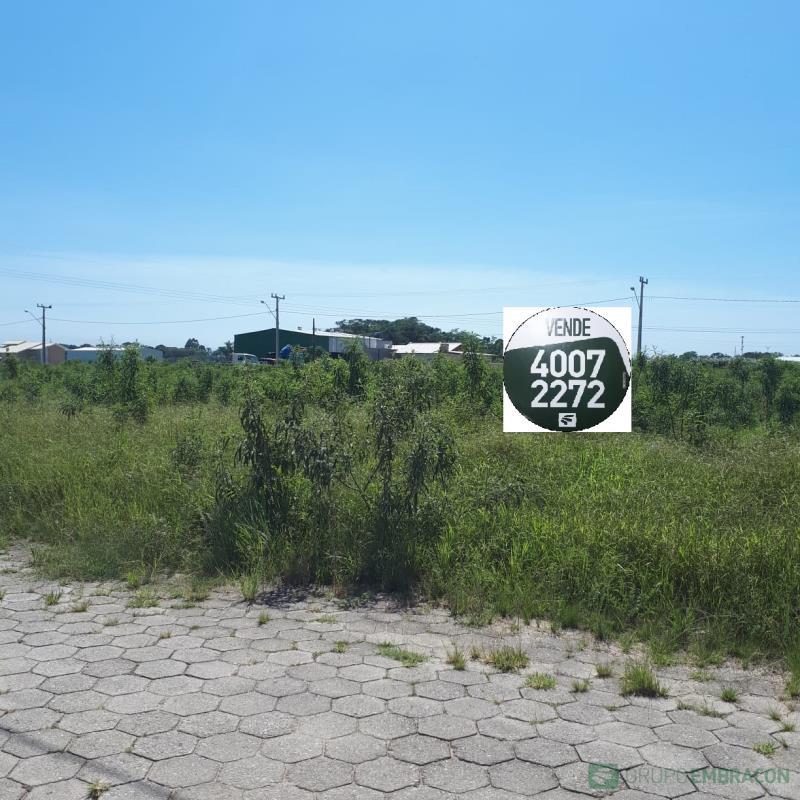 Terreno Código 696 para comprar no bairro Guarda do Cubatão na cidade de Palhoça