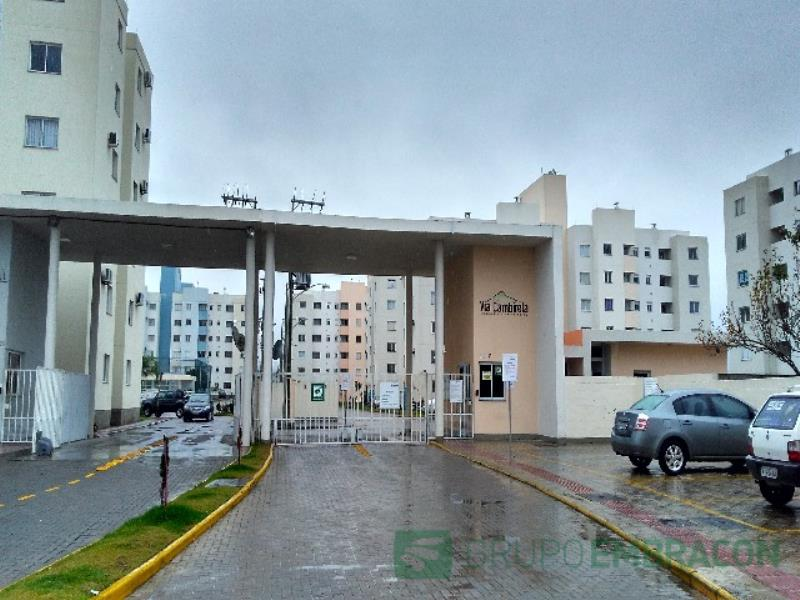 Apartamento Código 697 para locação Via Cambirela no bairro Centro na cidade de Palhoça