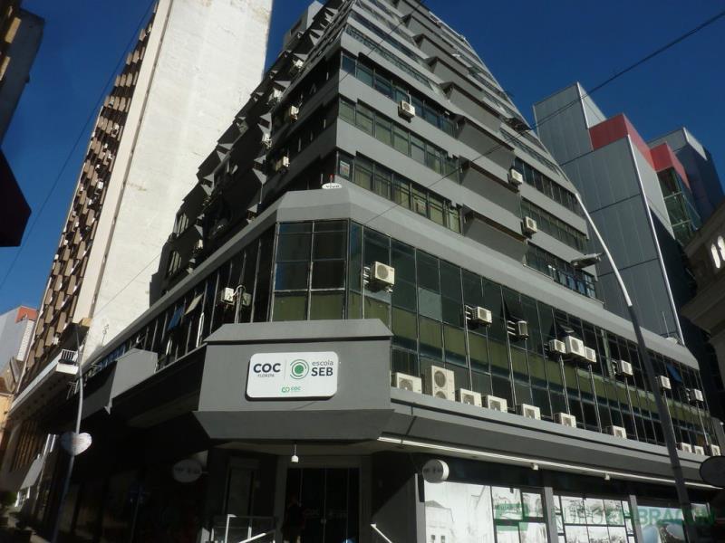 Sala Código 714 para Locação no bairro Centro na cidade de Florianópolis