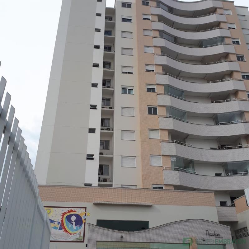 Apartamento Código 717 para comprar no bairro Roçado na cidade de São José