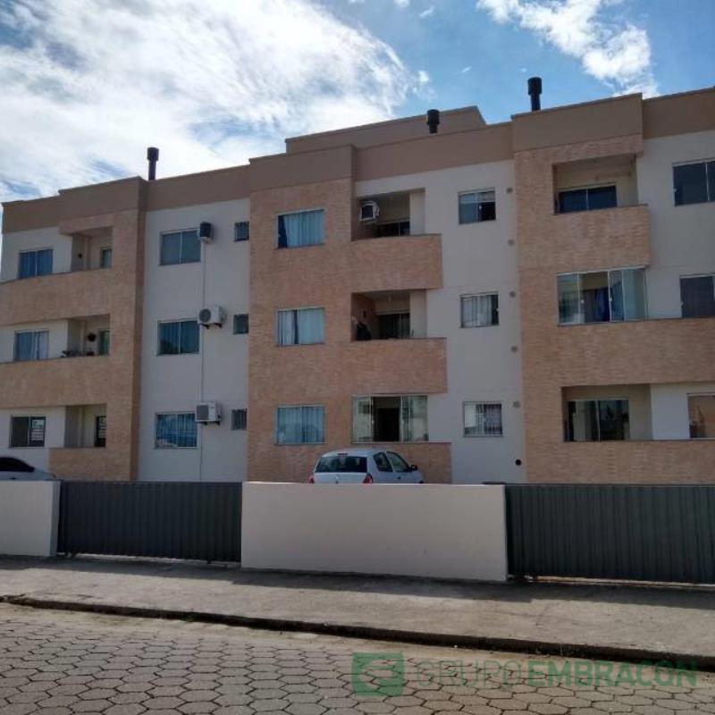 Apartamento Código 725 para Locação no bairro Barra do Aririú na cidade de Palhoça