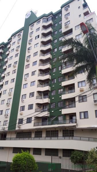 Apartamento Código 742 para comprar no bairro Barreiros na cidade de São José