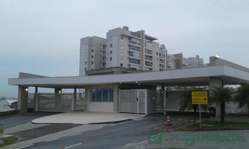 Apartamento Código 747 para Locação no bairro Serraria na cidade de São José
