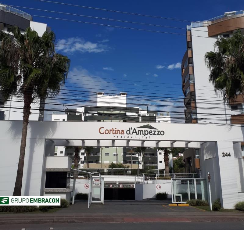 Cobertura Código 762 para locação Cortina D' Ampezzo no bairro Saco Grande na cidade de Florianópolis