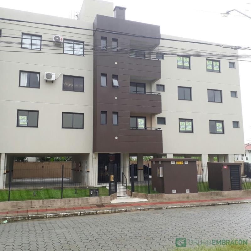 Apartamento Código 771 para Locação no bairro Aririu na cidade de Palhoça