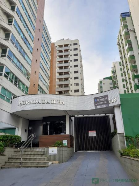 Apartamento Código 797 para Locação no bairro Centro na cidade de Florianópolis