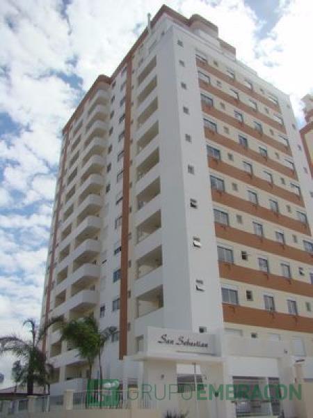 Apartamento Código 804 para comprar no bairro Barreiros na cidade de São José