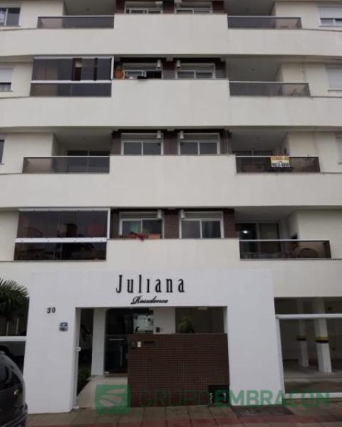 Apartamento Código 807 para Locação no bairro Passa Vinte na cidade de Palhoça