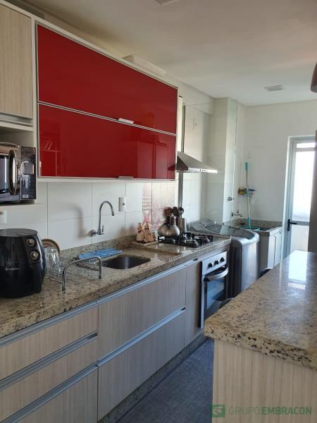 Apartamento Código 815 para comprar no bairro Areias na cidade de São José