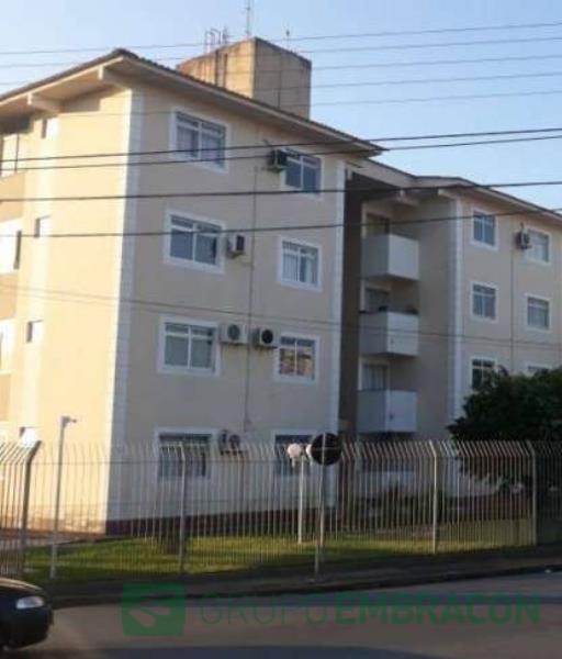 Apartamento Código 827 para Locação no bairro Areias na cidade de São José