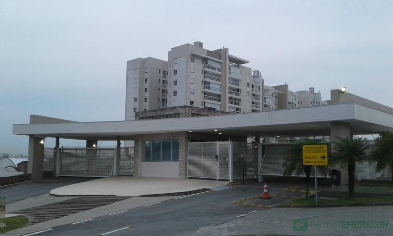 Apartamento Código 832 para Locação no bairro Serraria na cidade de São José