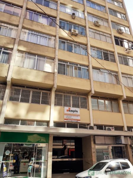 Apartamento Código 840 para Locação no bairro Centro na cidade de Florianópolis